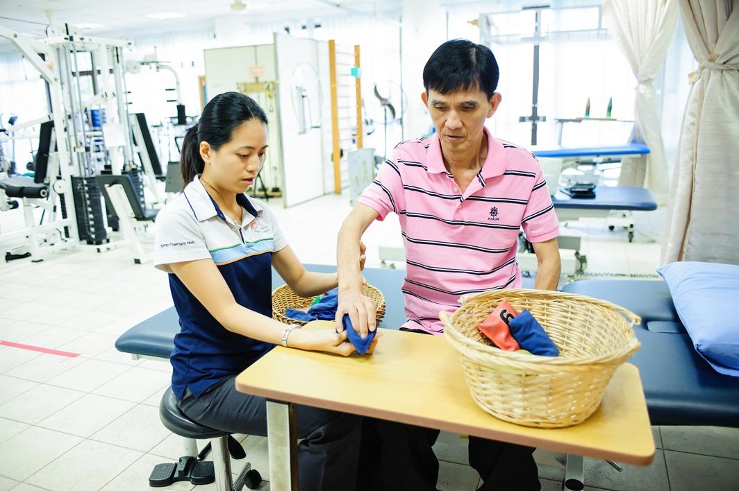 Integrating stroke survivors into the society spd singapore integrating stroke survivors into the society negle Choice Image