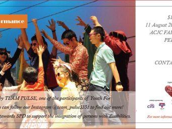 ACSI Chinese Drama Charity Performance