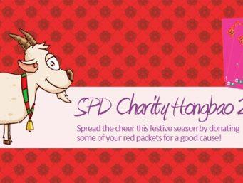 SPD Charity Hongbao 2015