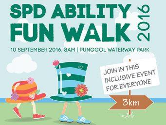 SPD Ability Fun Walk