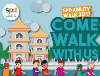 SPD Ability Walk 2017
