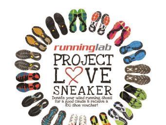 Project Love Sneaker 2017