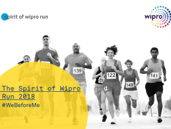 The Spirit of Wipro Run 2018