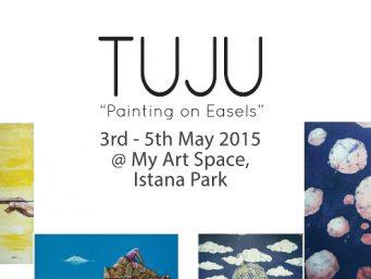 TUJU Art Group Fundraising Event