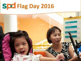 SPD Flag Day 2016