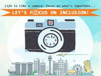 Let's Focus on Inclusion Photo Contest