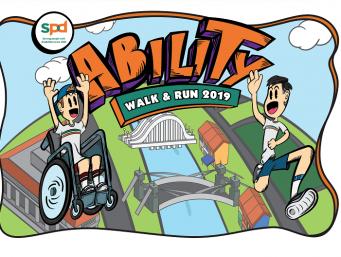 SPD Ability Walk & Run 2019