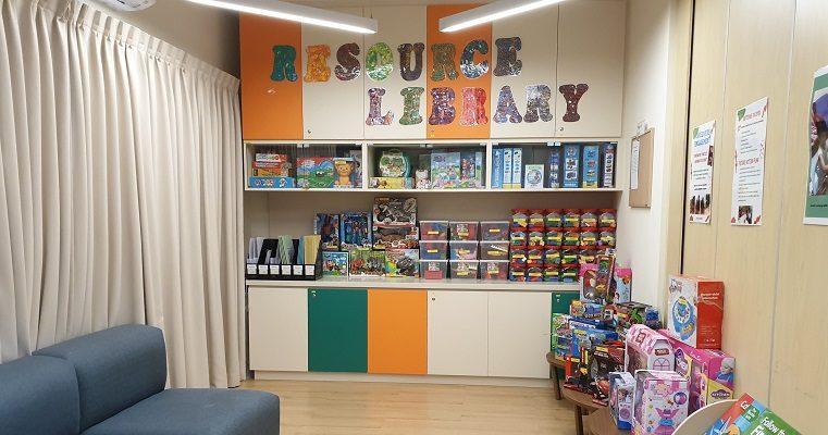 Resource Library at SPD@Bedok