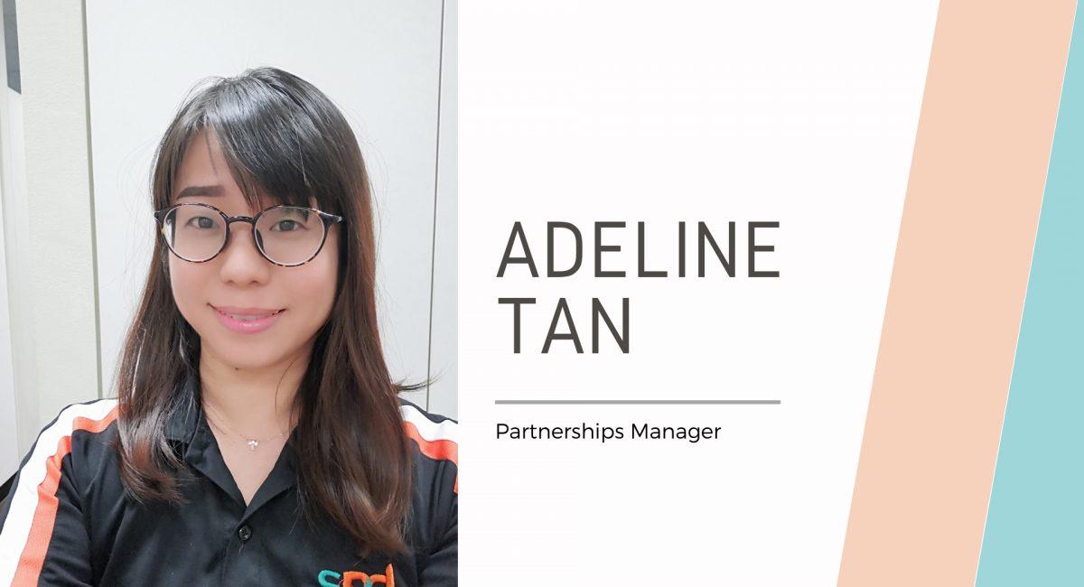 Adeline Tan, fundraiser